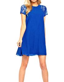 ABUSA Womens Dresses Casual Summer Special Occasion Chiffon