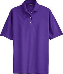 Sport-Tek Men's Dri Mesh Polo 3XL Purple