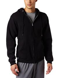 Russell Athletic Men's Dri Power Hooded Zip-up Fleece