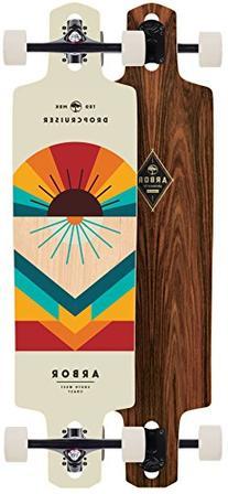 Arbor Dropcruiser Premium 2016 Complete Longboard New