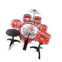 Drum Set Toy For Children, 11pc XXL, Musical Instrument