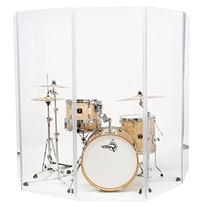Drum Shield- DS65 Five - 2ft. x 6 ft. Panels