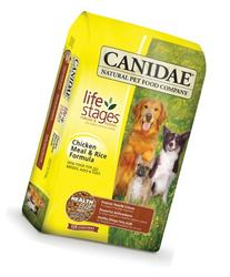CANIDAE All Life Stages Dog Dry Food Chicken Meal & Rice