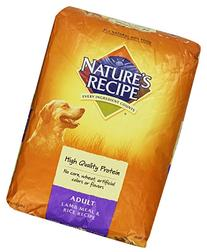Nature'S Recipe Adult Dog Food Dry, Lamb Meal & Rice Recipe