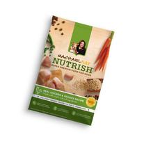 Rachael Ray Nutrish Natural Dry Dog Food, Real Chicken &