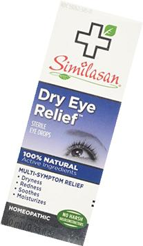 Similasan Dry Eye Relief Eye Drops .33 Ounce Bottle