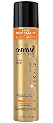 Suave Professionals Dry Shampoo, Keratin Infusion 4.3 ounce