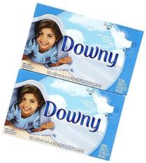 Downy Dryer Sheets - Clean Breeze - 120 ct - 2 pk