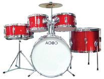 CODA DS-015-R 5-Piece Drum Set
