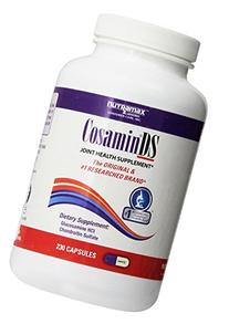 Cosamin DS Joint Health Supplement, 230 Capsules Personal