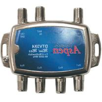 Eagle Aspen DTV3X4 DirecTV-Approved Min-Max 3-In/4-Out