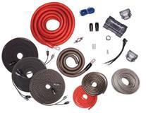 Rockford 4 Awg Complete Installation Kit