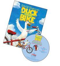 Duck on a Bike - Audiobook