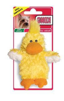 Dr. Noy's Platy Duck Plush Dog Toy