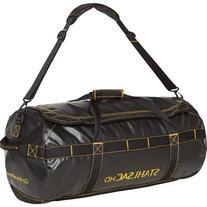 Royce Leather Sport Duffel Bag - Black