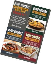 Dump Dinners Cookbook Box Set: 105 Dump Dinner Recipes, Dump