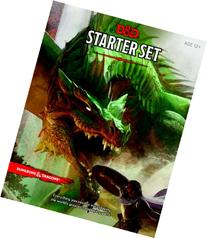 Dungeons & Dragons Starter Set: Fantasy Roleplaying Game