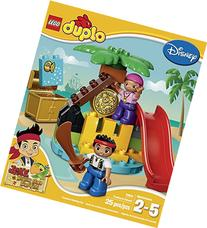 LEGO DUPLO Jake and the Never Land Pirates Treasure  Figures