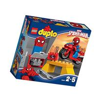 """Lego Duplo Spider-Man """"web bike"""" 10607"""