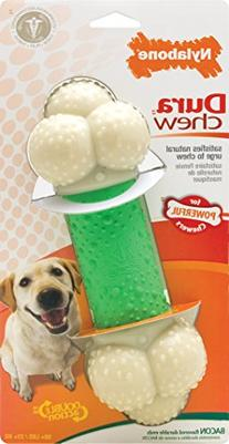 Nylabone Dura Chew Souper Bacon Flavored Double Action Bone