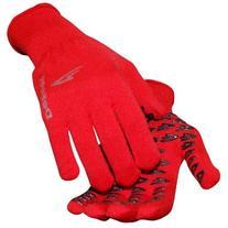 Defeet Dura Glove, Red, Large