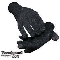 DeFeet DuraGlove ET Wool Cycling/Running/Training Gloves