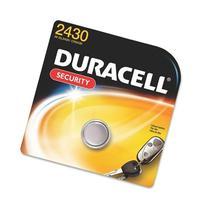 Duracell Duralock 2430 3V Lithium Battery