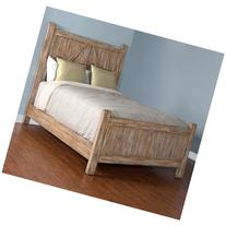 Sunny Designs Durango Panel Bed, Size: King