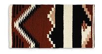 Mayatex Durango Saddle Blanket, Brown/Black, 36 x 68-Inch