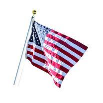 Valley Forge Flag AFP20D American Flag Kit, 20