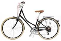 Critical Cycles Dutch Style Step-Thru City Bike Seven Speed
