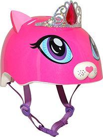 Raskullz Duchess Meow Girls Bike Helmet