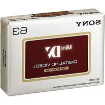 SONY Mini DV HD HI-DEFINITION 63 Minute