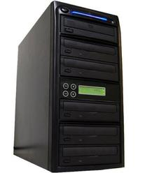 DVD Duplicator built-in 24X Burner  by Bestduplicator