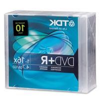TDK DVD+R 16x 4.7GB