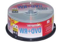 Memorex 4.7GB 2.4x DVD+RW