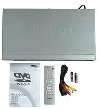 Samsung DVD-S221 DVD Player