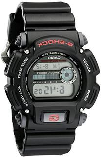 Casio Men's DW9052-1V G-Shock Stainless Steel and Resin