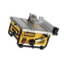 Dewalt DWE7480 10 in. 15 Amp Site-Pro Compact Jobsite Table