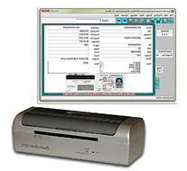 Duplex Medical Insurance Card and ID Card Scanner