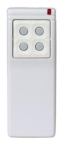 Linear DXS-25  Supervised 5-Button, 8-Channel Handheld