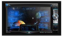 "Dual DX-V3D In-Dash 6.2"" Touchscreen CD/SD/DVD/MP3/USB"