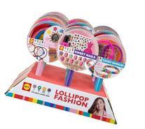 Alex Dylan's Candy Bar Lollipop Fashion - Candy Wrapper