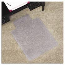 E.S. Robbins® Anchormat® Chair Mats CHAIRMAT,36X48,W/LIP,