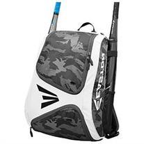 Easton E110BP White / Camo Bat Pack Backpack Equipment Bag