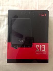 FiiO E12 Mont Blanc Portable Headphone Amplifier