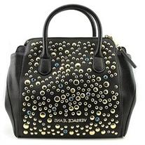 Versace Jeans Couture E1VMBBD1 Womens Synthetic Satchel