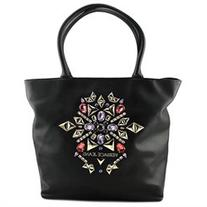 Versace Jeans Couture E1VMBBE1 Womens Leather Totes &