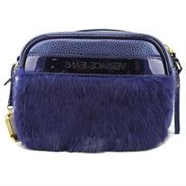 Versace Jeans Couture E1VMBBF3 Womens Leather Messenger &