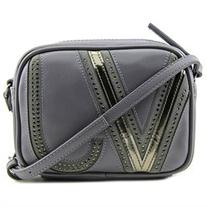 Versace Jeans Couture E1VMBBJ7 Womens Leather Messenger &